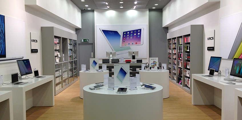 Įsigyk Apple įrangą lanksčiau