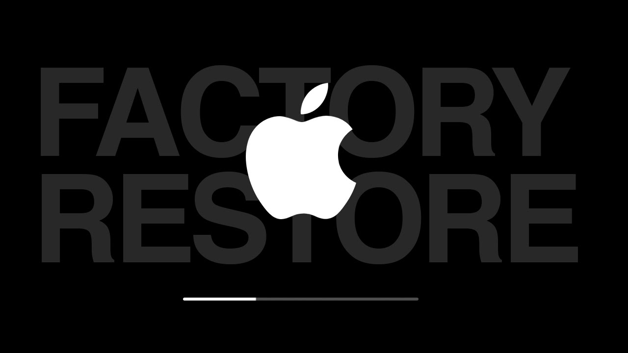 Apple Internet Recovery patarimai