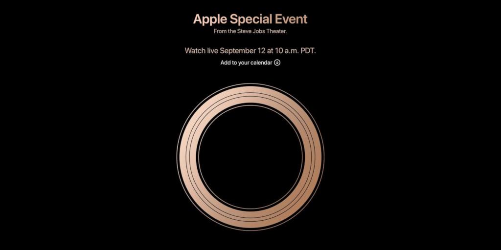 Apple naujienų pristatymas 2018m. spalio 12d.