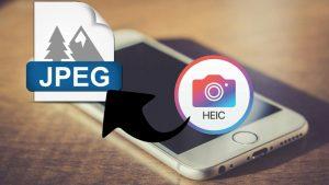 Kaip sukonvertuoti HEIC formato nuotraukas į JPG formato nuotraukas?
