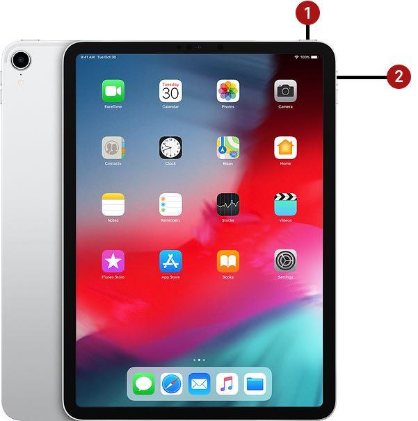 iPad Pro Shutdown